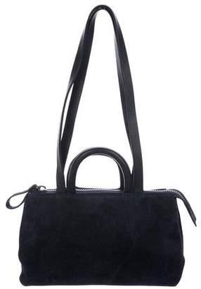 Marsèll Mini Orizzontale Distressed Suede Bag