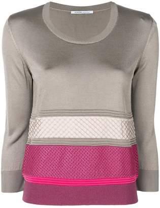 Agnona long sleeve sweater