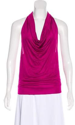 Diane von Furstenberg Gathered Sleeveless Top