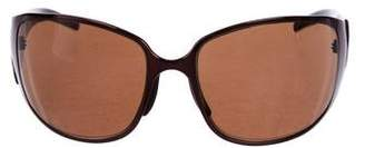 Fendi Oversize Tinted Sunglasses