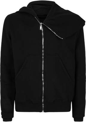 Rick Owens Zipped Sweatshirt