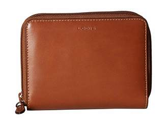 Lodis Audrey RFID Laney Continental Double Zip Wallet