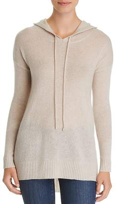Bloomingdale's C by Long Cashmere Hooded Sweater - 100% Exclusive