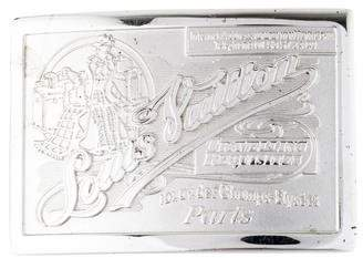 Louis Vuitton Travelling Requisites Belt Buckle