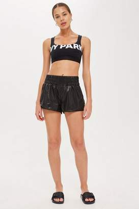 Ivy Park Mesh Insert Shorts