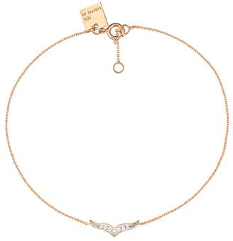 ginette_ny Diamond Wise Bracelet