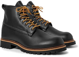 Red Wing Shoes 2930 Ice Cutter Leather Boots - Black
