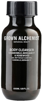 Grown Alchemist Travel Body Cleanser Chamomile & Bergamot & Rosewood