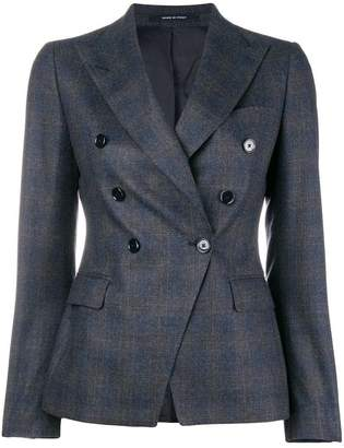 Tagliatore tailored cutaway jacket