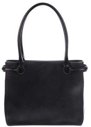 Gucci Smooth Leather Tote