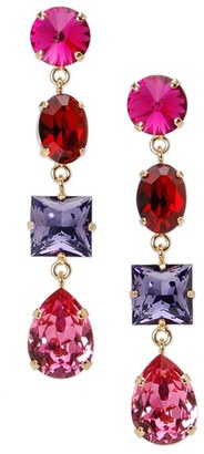 Women's L. Erickson 'Viola' Drop Earrings $198 thestylecure.com