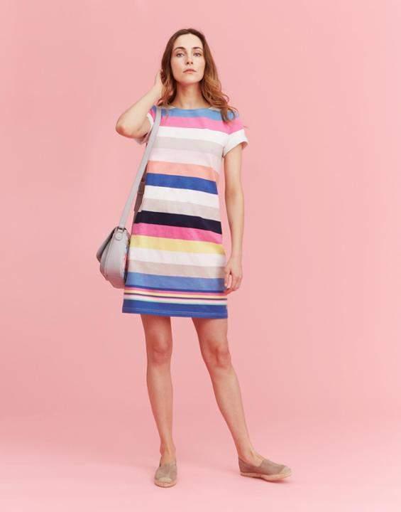 Riviera Kurzärmeliges Jersey Kleid?size=Eu 34&id=Y_RIVIERA WMULSTP 6