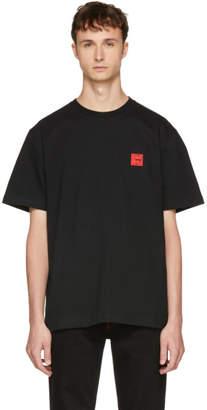 Calvin Klein Black Denis Hopper Patch T-Shirt