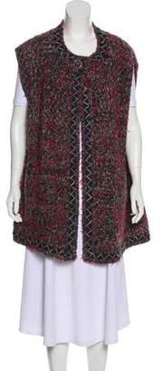 Chanel Paris-Salzburg Cashmere Vest w/ Tags