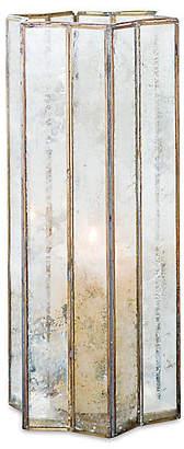 """Regina-Andrew Design 18"""" Brass Prism Hurricane - Regina Andrew Design"""