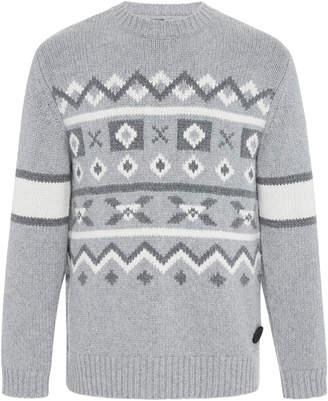 Bogner x White Cube Tiaco Printed Ski Sweater