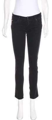 Hudson Low-Rise Skinny Jeans