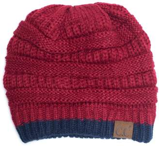 at Shoptiques · C.C. Two Tone Beanie 2f9ef44680e