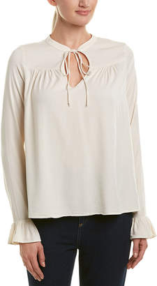 Michael Stars Peasant Top