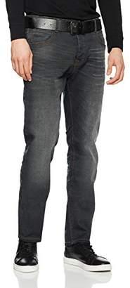 Mens Wayne Blue Wash Ch Fit Slim Jeans with Belt Crosshatch Big Sale Online NlsYqHBi
