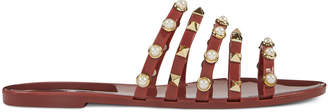 37be41fc106 at Nine West · Nine West Cariana Jelly Slide Sandals