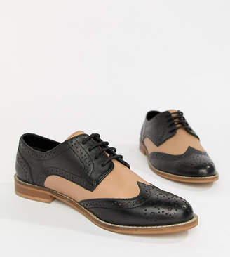 Mojito Asos Design ASOS DESIGN leather brogues