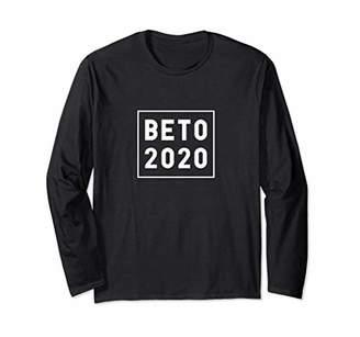 Beto 2020 Long-sleeve T-shirt - Vote O'Rourke For President
