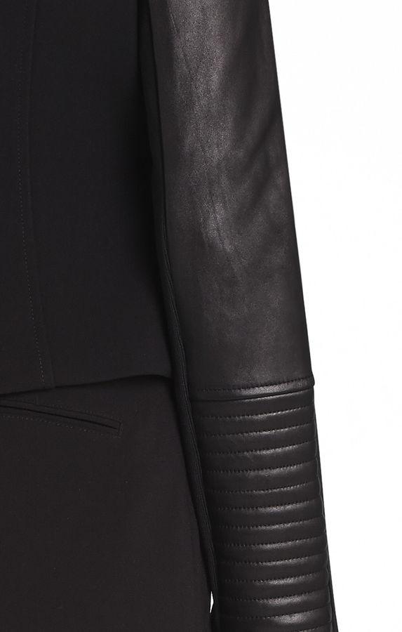 BCBGMAXAZRIA Ava Moto Jacket