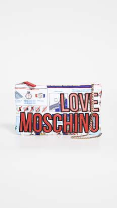 Moschino Love Moshchino Bag with Chain