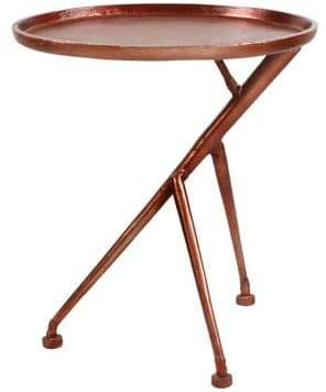MOE's home collection Conductor Side Table Bronze