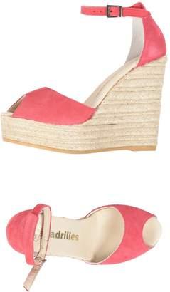 Espadrilles Sandals - Item 44913686MJ