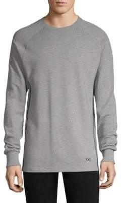 2xist Mesh Panel Sweatshirt