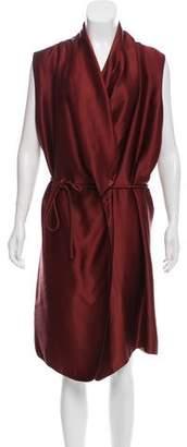 Lanvin Sleeveless Midi Dress w/ Tags