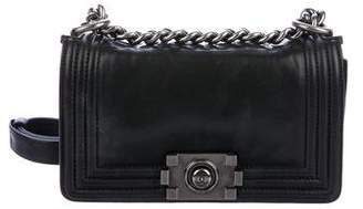 Chanel Small Classic Reverso Boy Bag