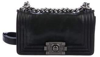 Chanel Small Classic Reverso Boy Bag