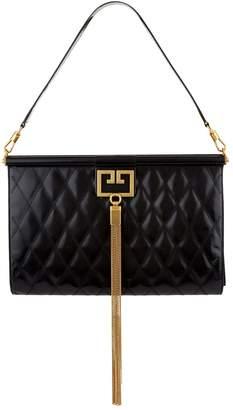 Givenchy Large Leather Gem Shoulder Bag