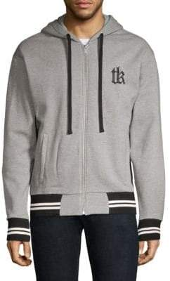 The Kooples Zip-Up Hoodie