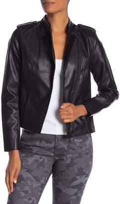 Joe Fresh Faux Leather Jacket