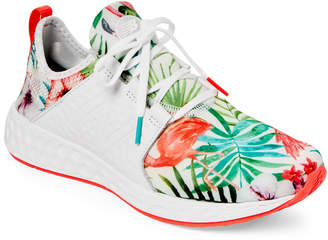 New Balance White Fresh Foam Cruz Paradise Running Sneakers