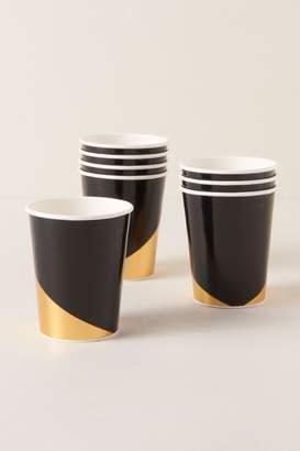 Harlow & Grey Foil Splatter Paper Cups
