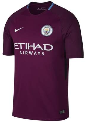 Nike 2017/18 Manchester City FC Stadium Away Men's Football Shirt