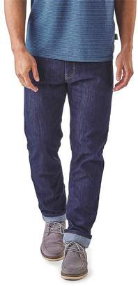 Patagonia Men's Flannel Lined Performance Straight Fit Jeans - Regular