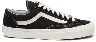 Vans 'OG Style 36 LX' canvas skate sneakers