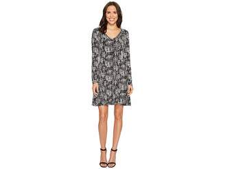 Karen Kane Fit and Flare Dress Women's Dress
