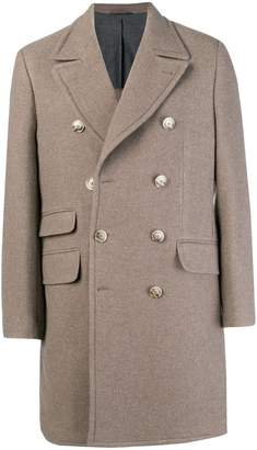 Hackett double breasted coat