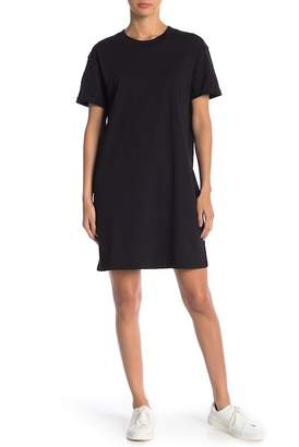 Madewell Tina Solid Tee Dress