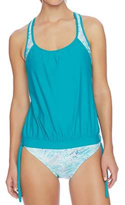 Next Women's Perfect Alignment Double up Soft Cup Tankini