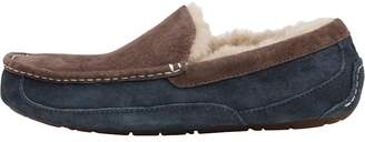 UGG Mens Ascot Slippers Navy/Espresso
