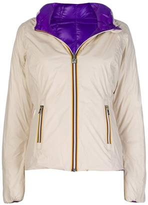 K-Way Lily padded jacket
