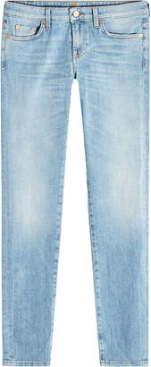 7 For All Mankind Pyper Straight Leg Jeans